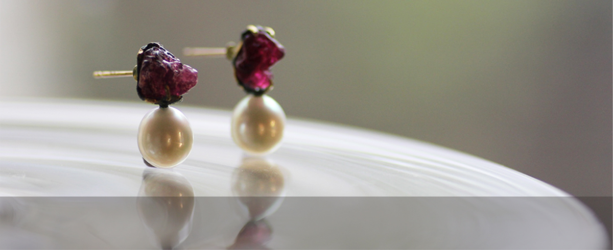 真珠と鉱物の神秘的なマリアージュの新作 《YOSHIKO CHONAN》ジュエリー展出展 – 銀座