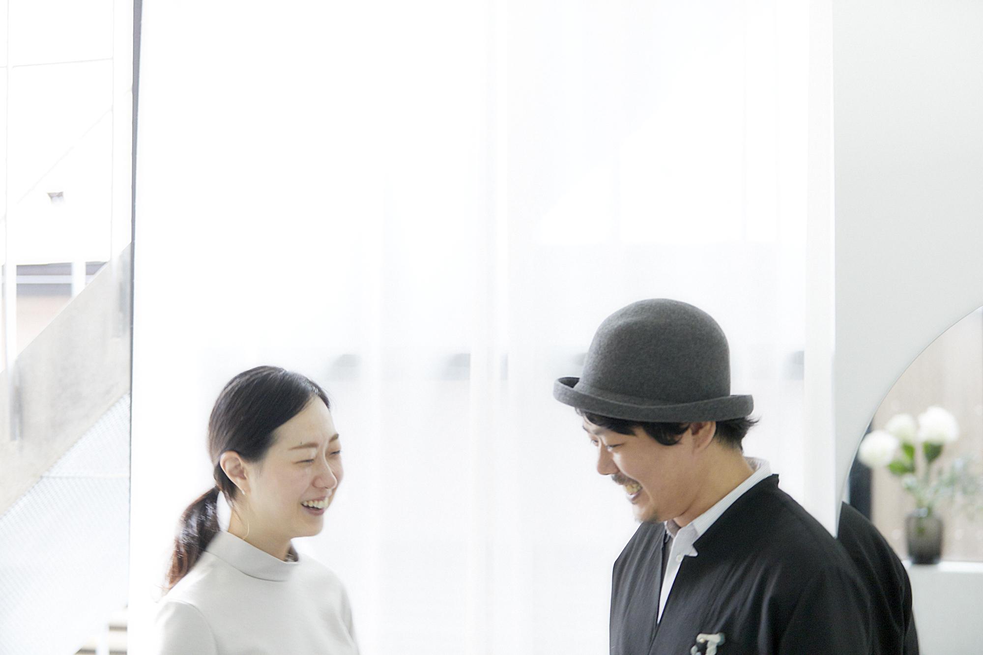 「西荻窪のアトリエを訪ねて」- 前編 - 《januka》デザイナー中村穣さん 妻・夏子さん