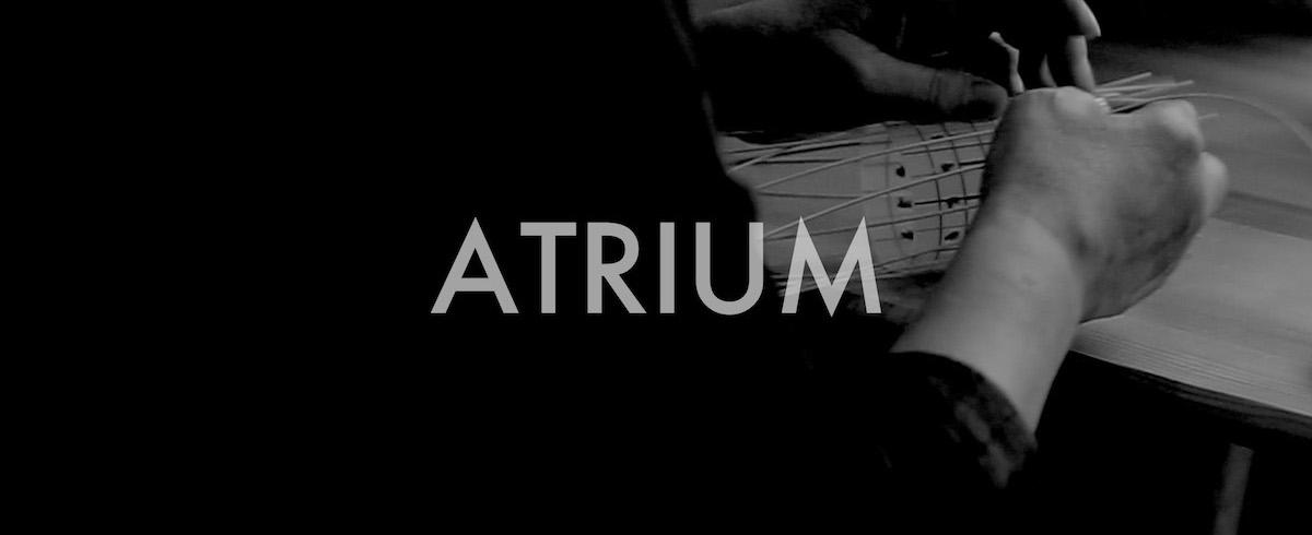 《 SIRI SIRI 》感性ある若いつくり手のためのスクール『ATRIUM』スタート!